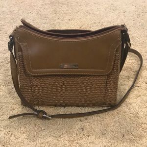 Liz Claiborne Over The Shoulder Purse